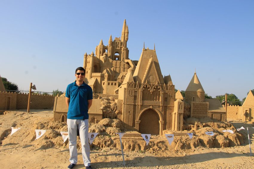 Burgas sand festival