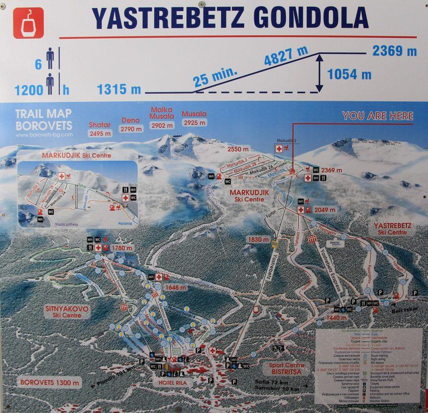 Yastrebetz Gondola