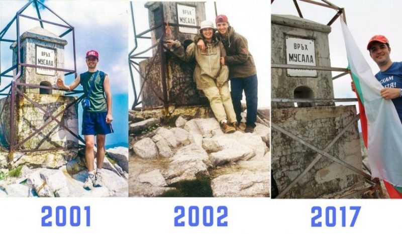 По пътя към върха – изкачване на Мусала
