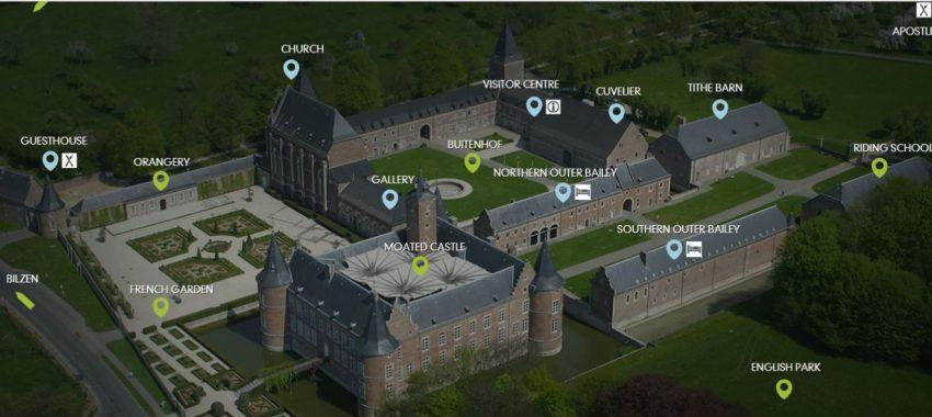 Замъкът Алден Бийзен