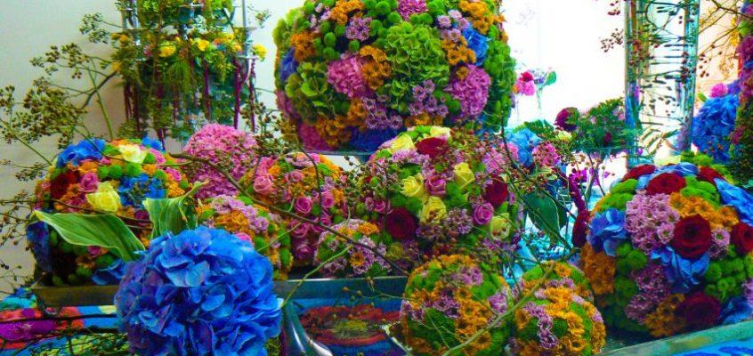 Алден Бийзен /Alden Biesen/- царството на цветята