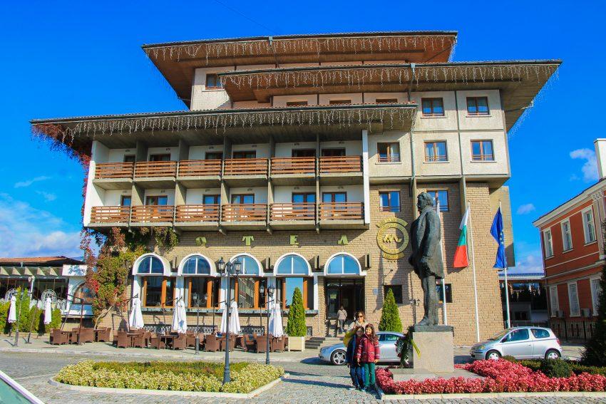 Kamengrad hotel