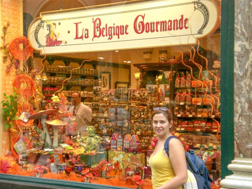 Brussels chocolaterie