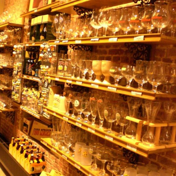 Почти всеки вид бира си има собствен вид чаша
