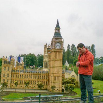 Паркът Mini Europe в Брюксел