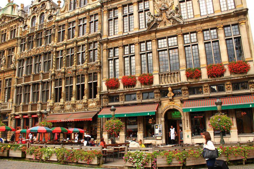 Bruxelles Grote Markt