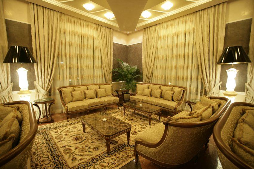 Lobby Grand Hotel Pomorie