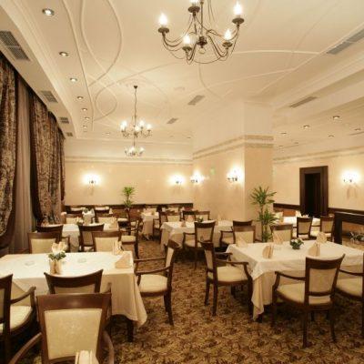 Ресторанти в Гранд Хотел Поморие