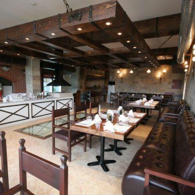 Барбекю ресторант в Гранд Хотел Поморие