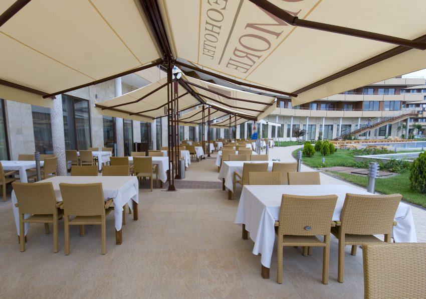 Restaurant at Grand Hotel Pomorie