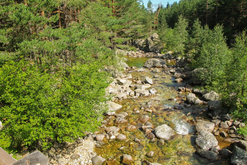 Beli Iskar river