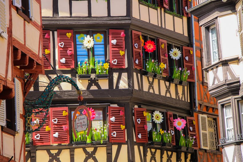 colours of Colmar