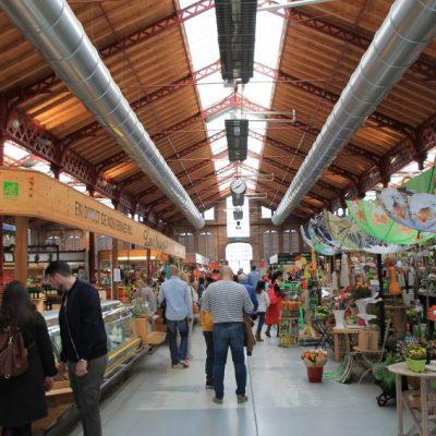 Закрития пазар в Колмар