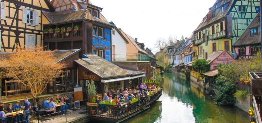 Colmar Little Venice