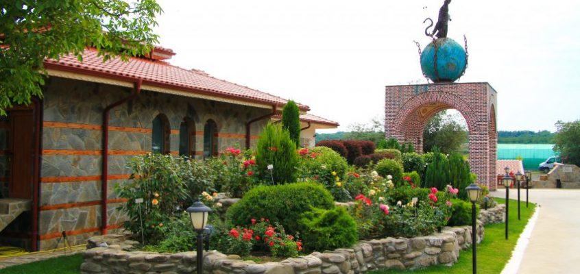 Етнографски комплекс Дамасцена – домът на розата