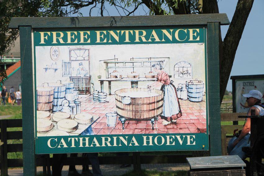 Zaanse Schans Catherina Hoeve