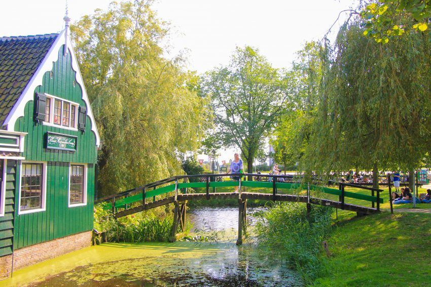 In Zaanse Schans