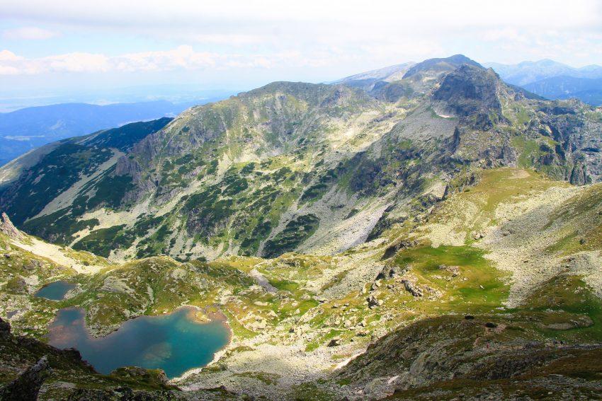 Eleneni lakes