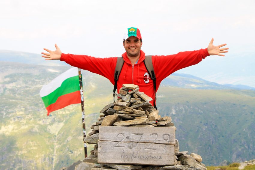 Peak Malyovitsa