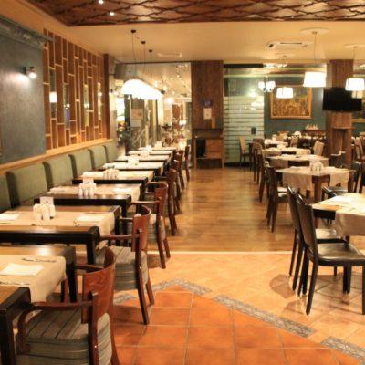 Ресторантът на Хот Спрингс Медикъл Спа