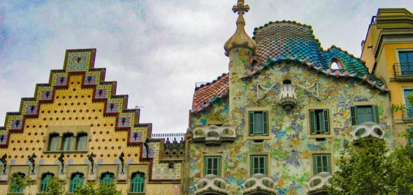 Барселона – духът на Каталуния във вълшебния свят на Гауди