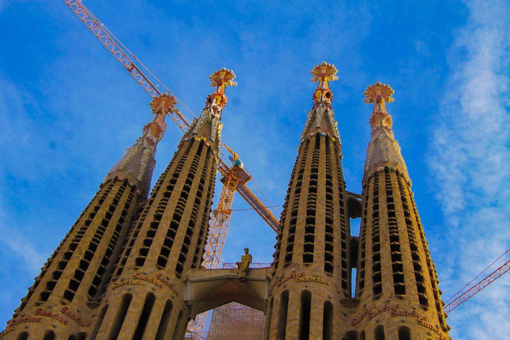 Sagarda Familia Towers