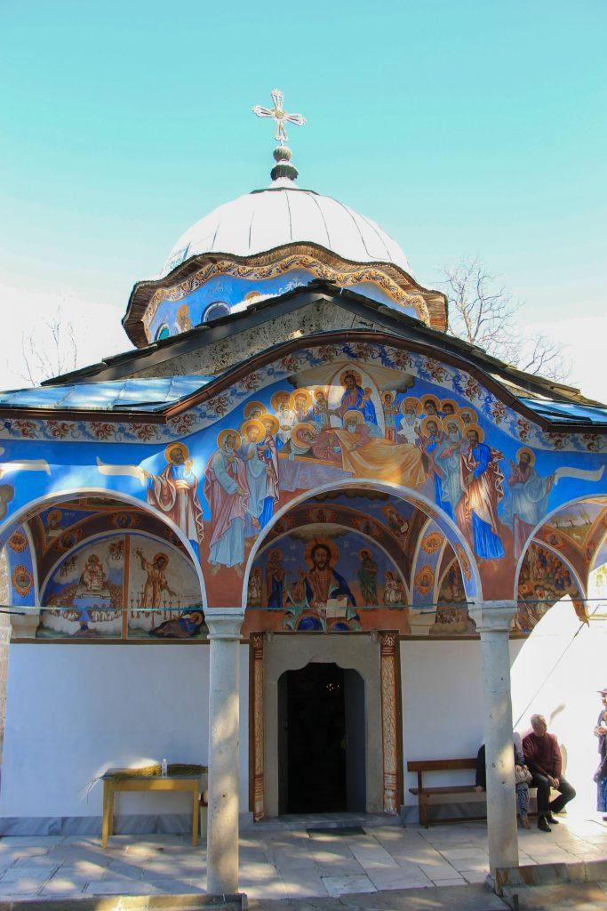 Sokolski monestery