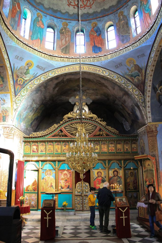 Sokolski monestey