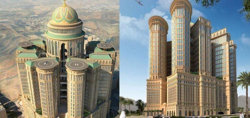 Топ 15 на най-големите хотели в света