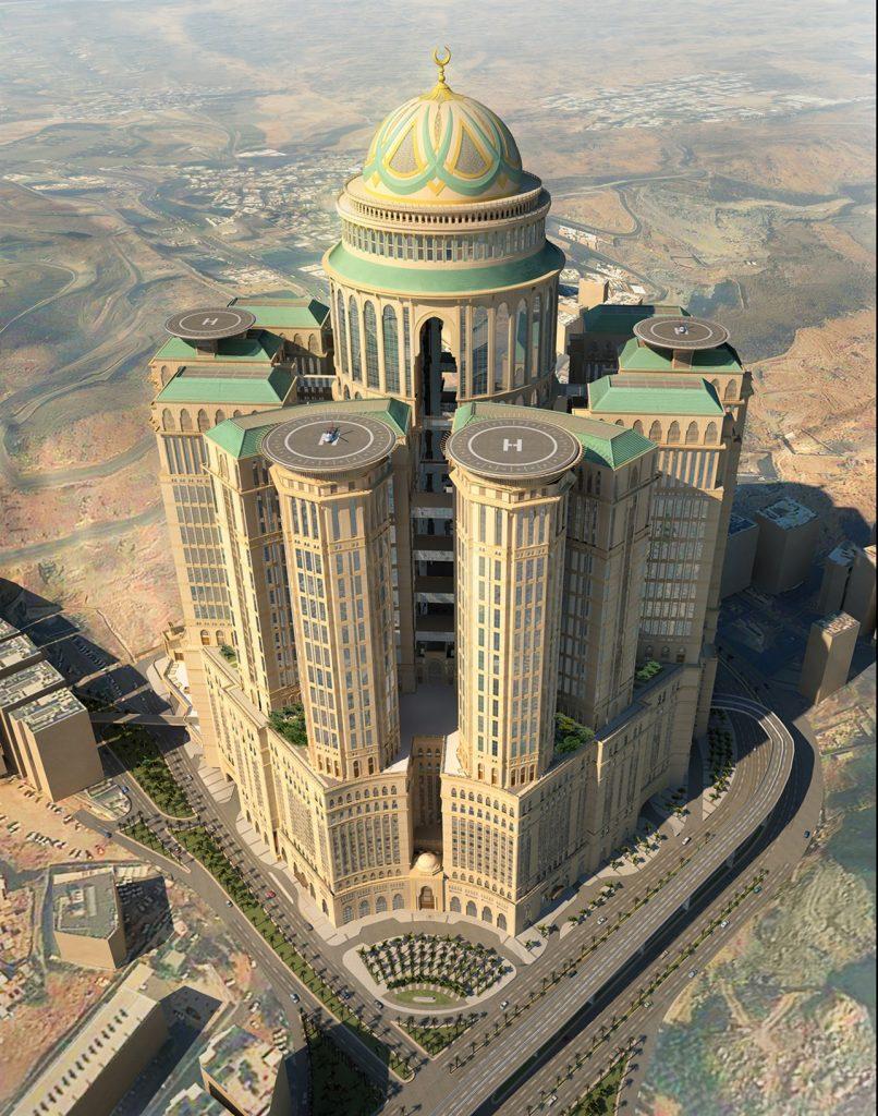 Abraj Kudai Mecca, Saudi Arabia