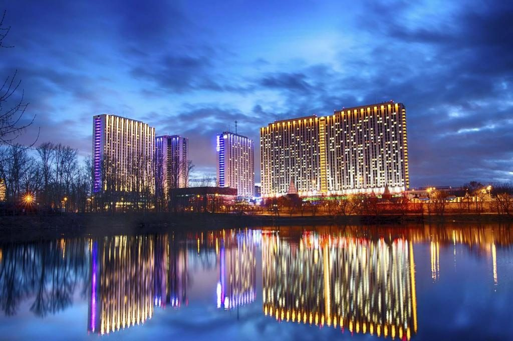 Izmailovo Hotel Moscow
