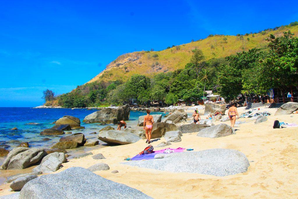 Ao Sane Beach Phuket Thailand