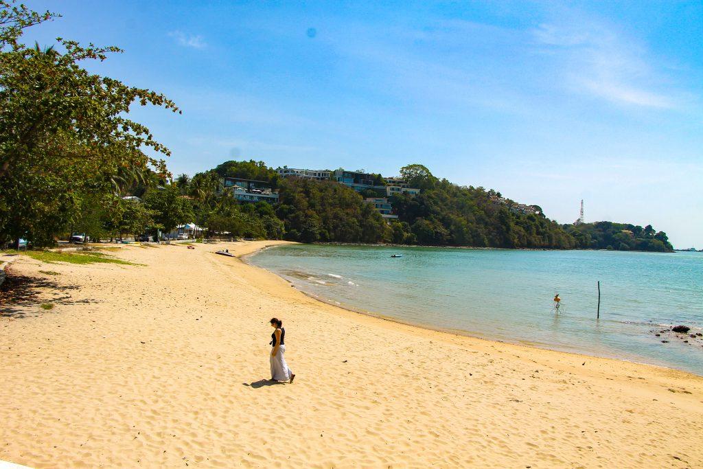Ao Yon Beach Phuket Thailand