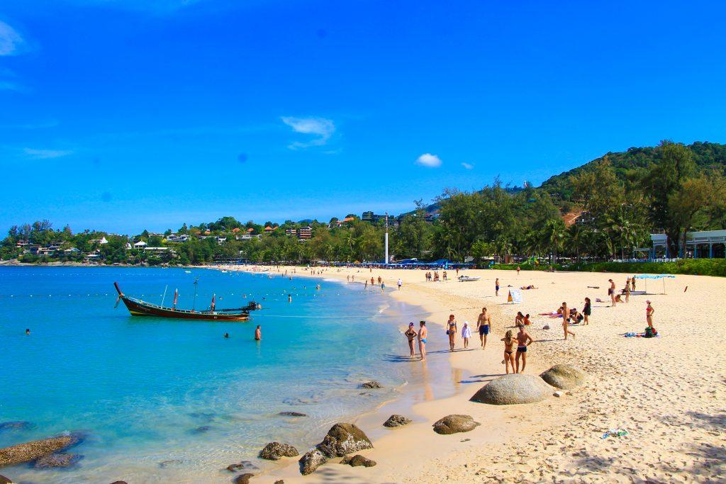 Kata Noi Beach Phuket Thailand