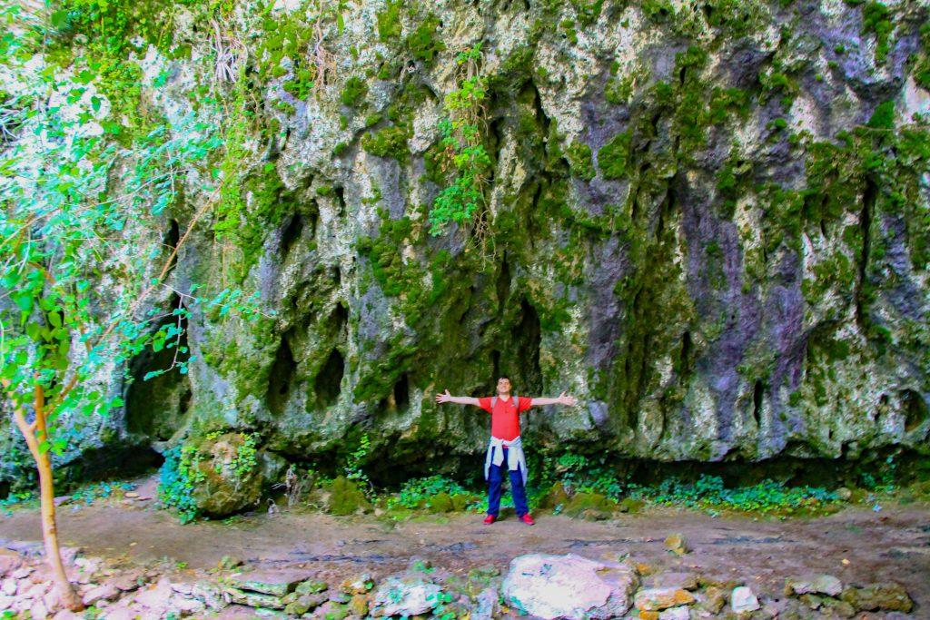 Big Cave near Madara Rider