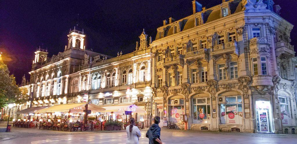 Русе, театър Сава Огнянов