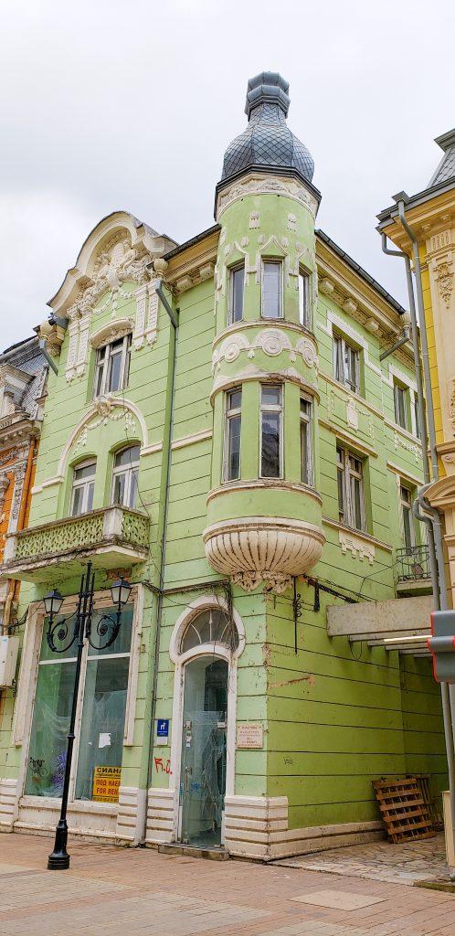 банката на Бурови в Русе