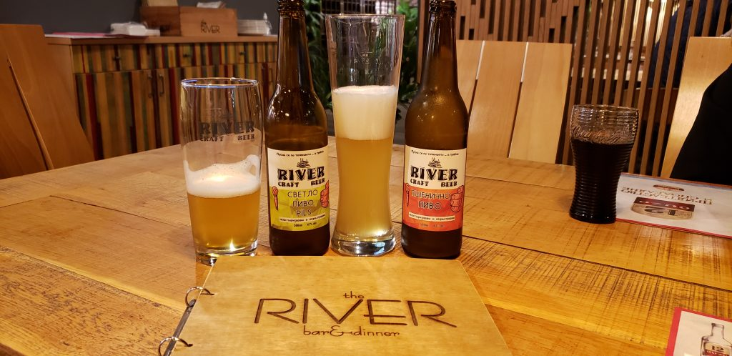 The River Bar and dinner Ruse