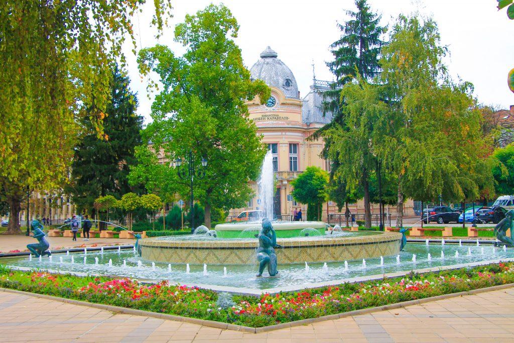 Русе площад Александър Батенберг