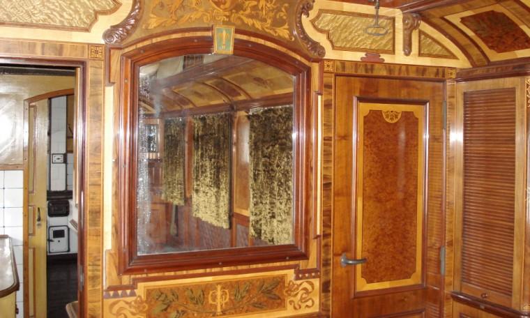 Музей на транспорта Русе.