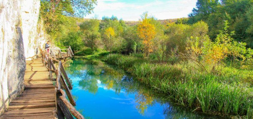 Екопътека ЗЛАТНА ПАНЕГА – най-живописната екопътека в България