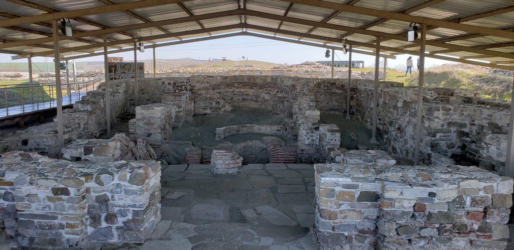 Антична крепост Маркели