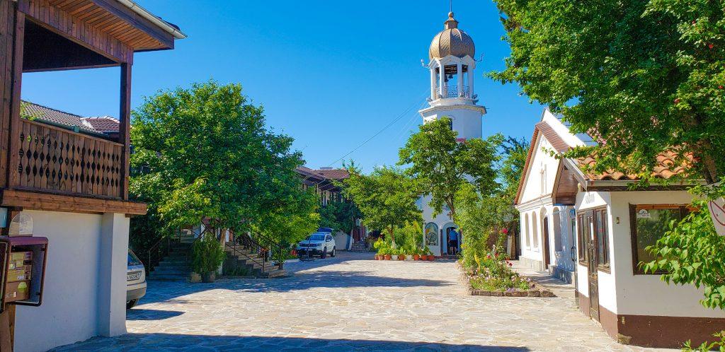 Поморие Манастир Свети Георги