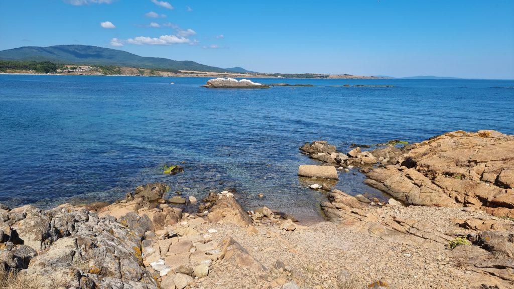 Ahtopol beach