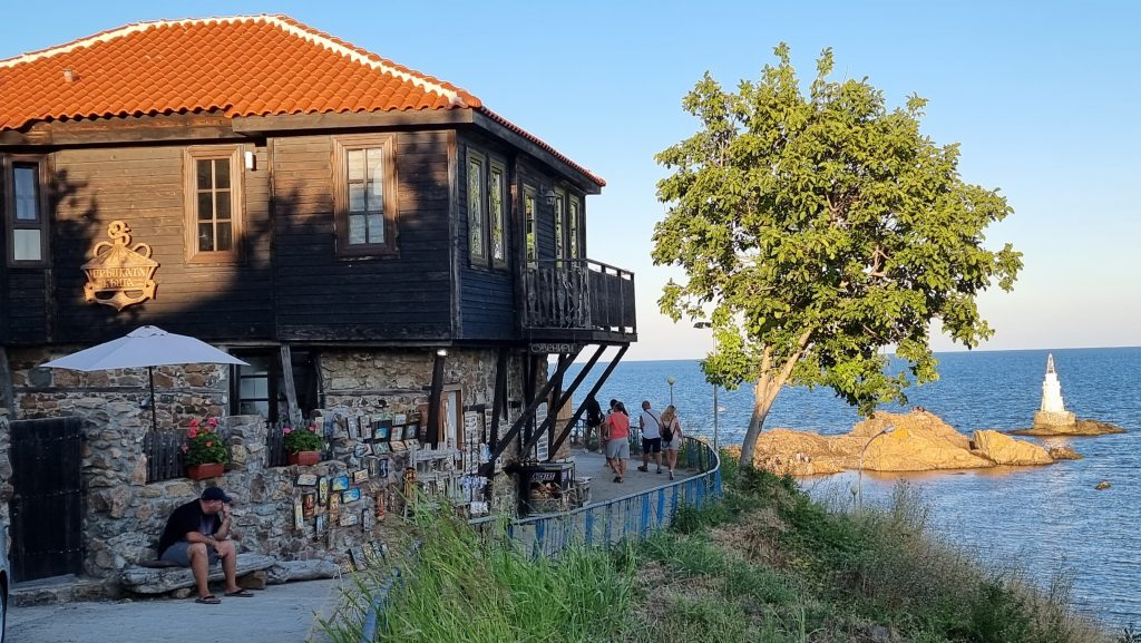 Old Ahtopol house