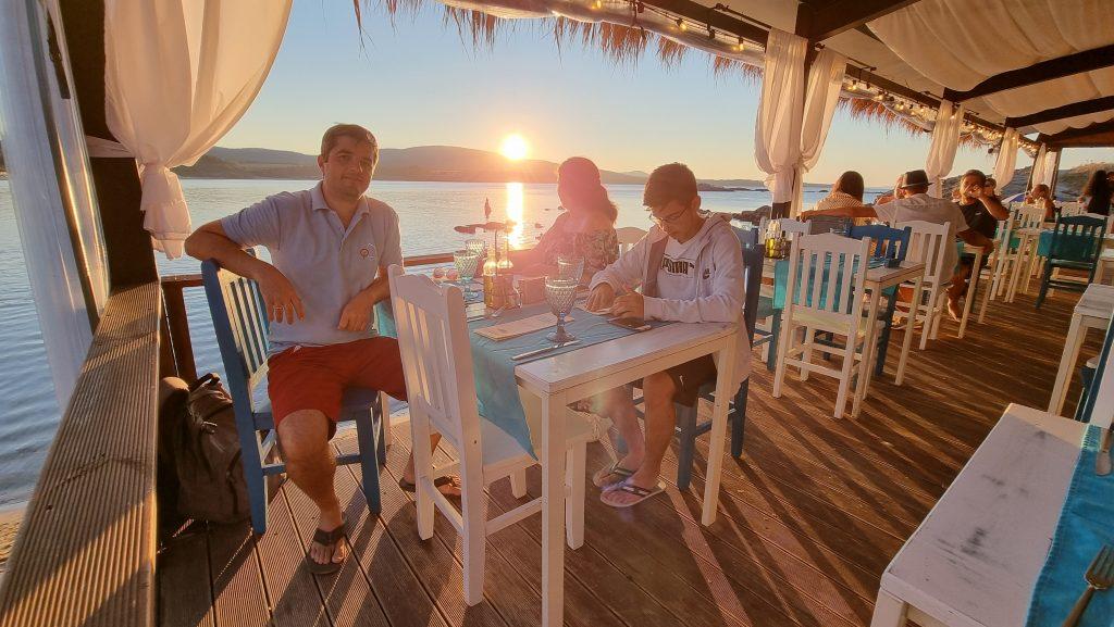 Beach restaurant La Vita Ahtopol