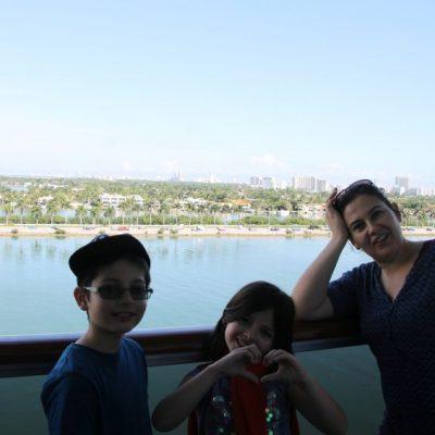 Първата ни снимка на кораба