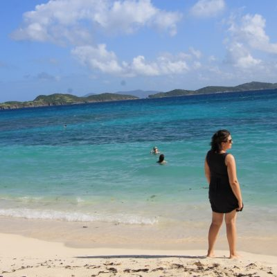 Ради се наслаждава на плажа