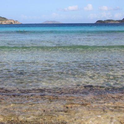 Цветовете на морето....