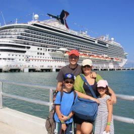 Carnival Breeze ship